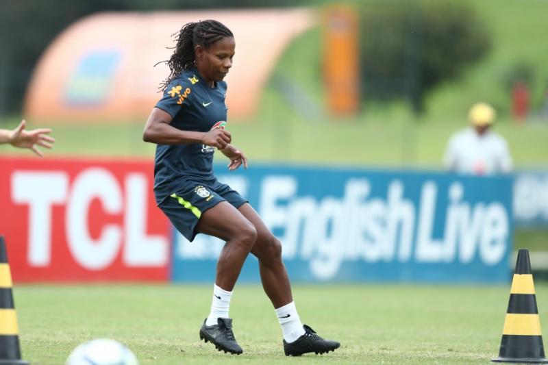 Seleção Brasileira Feminina já está em preparação para Copa do Mundo