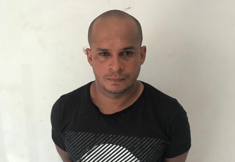 GPE-18/Timon cumpre mandado e prende homem com prisão preventiva decretada
