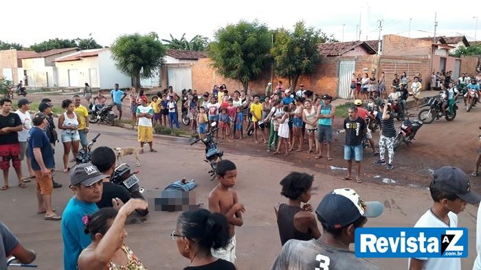 Esperantina: Vítima de acidente morre após esperar várias horas o Samu