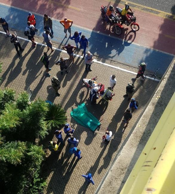 Homem pula da ponte Estaiada e morre em Teresina