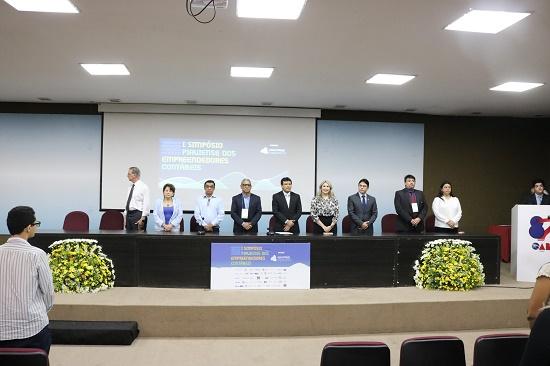 OAB Piauí sedia I Simpósio Piauiense dos Empreendedores Contábeis