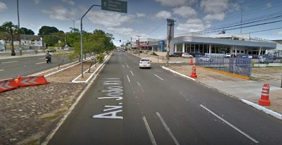 Trecho na Avenida João XXIII em Teresina será interditado