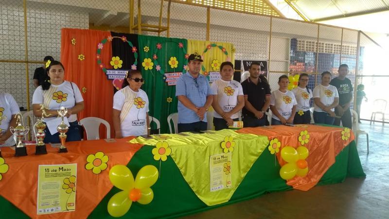 Prefeitura de Pau D'arco do PI realiza Campanha Faça Bonito