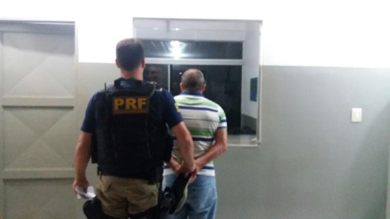 Criminoso é preso com mais de R$ 60 mil dentro de carro na BR 343