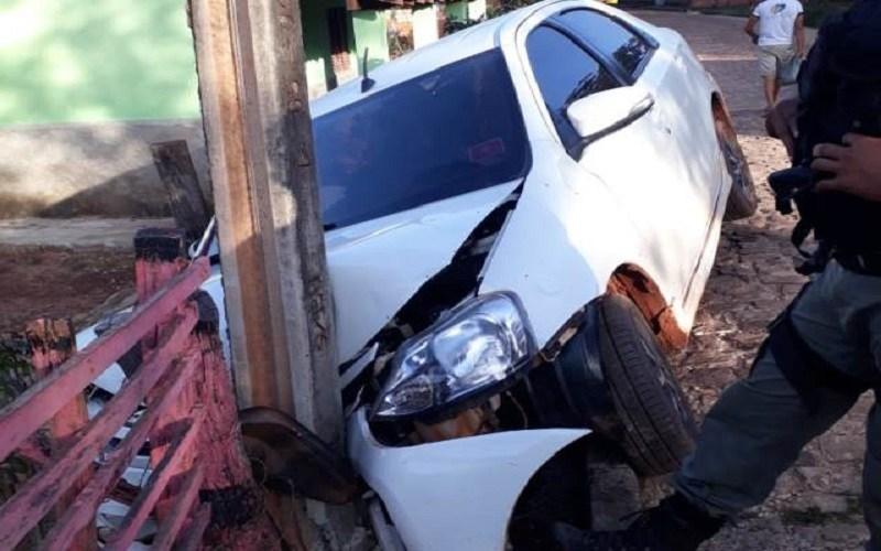 Filho de secretário sofre acidente no interior do Piauí