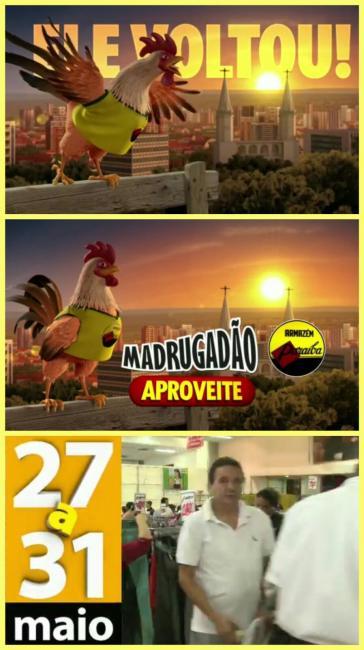 Armazém Paraíba está com muitas promoções na última semana de Maio