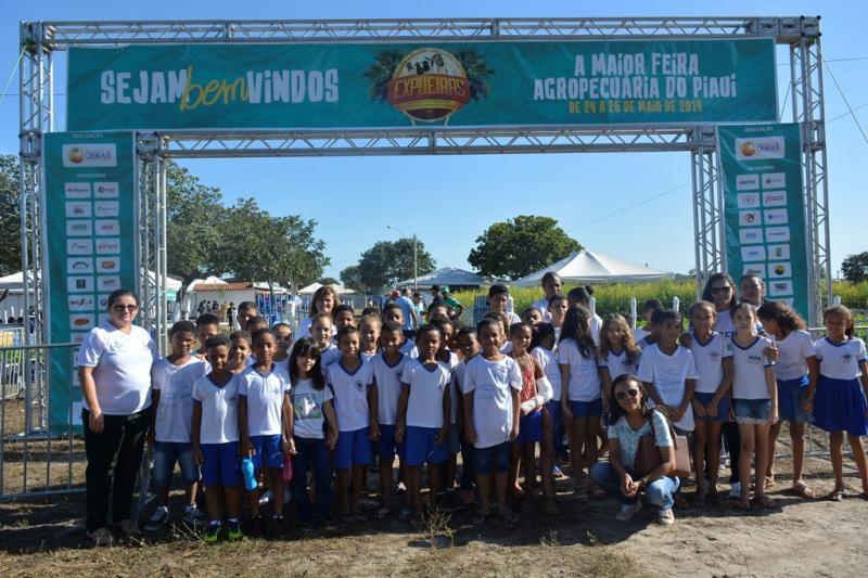 7ª Expoeiras incentiva a agricultura familiar e gera oportunidade em Oeiras