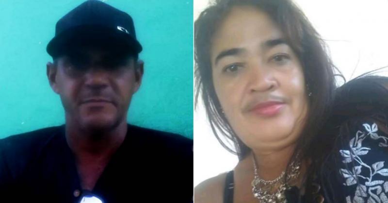 Arizinha declara inocência do companheiro na Delegacia de Amarante