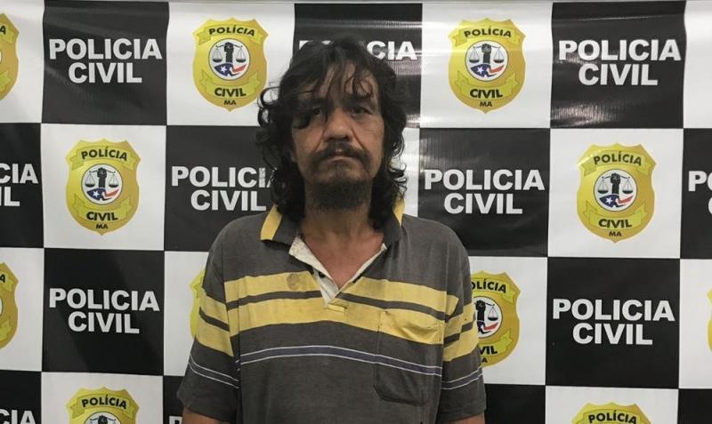 Macarrão' é preso e confessa participação em 50 assassinatos no MA