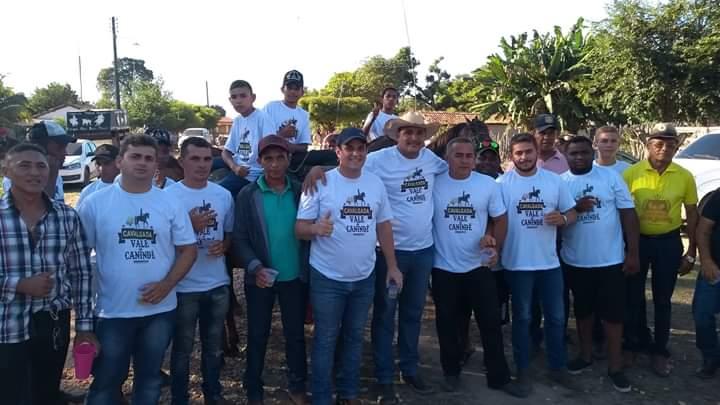 4ª Cavalgada do Vale do Canindé município de Amarante; imagens