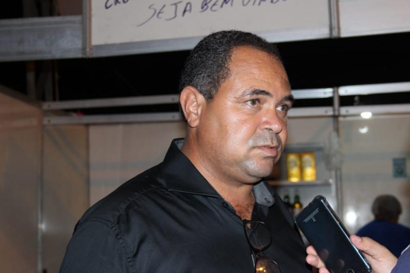 Prefeito Nilton Bacelar participa da 7º Expoeiras
