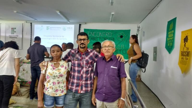 Francinópolis envia representantes para o Enco. Territorial de Agroecologia