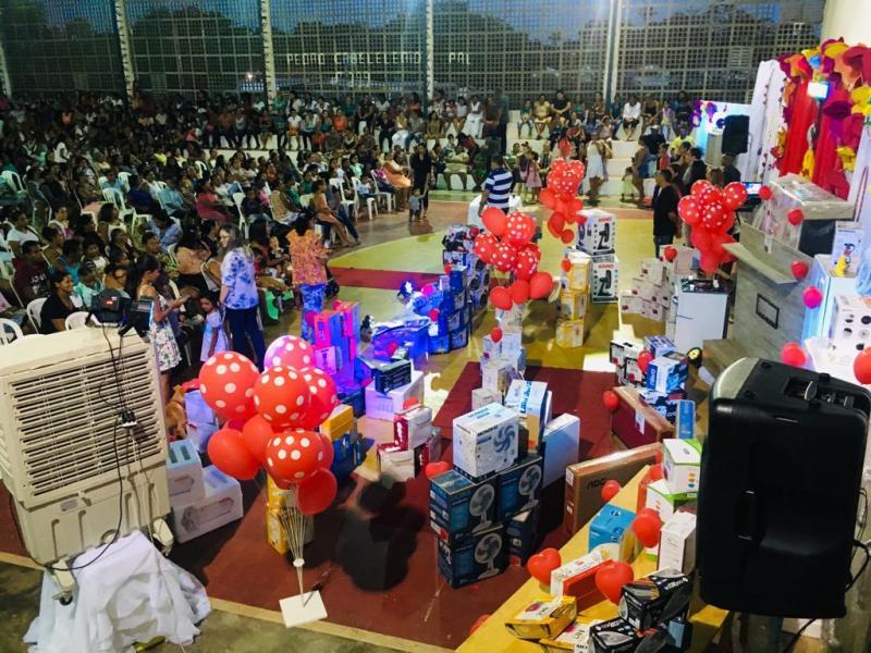 Prefeitura realiza tradicional Festa das Mães em Lagoa do Piauí