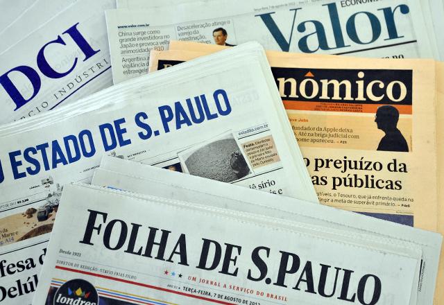 26 de maio, domingo - As notícias que são destaques nos jornais de hoje