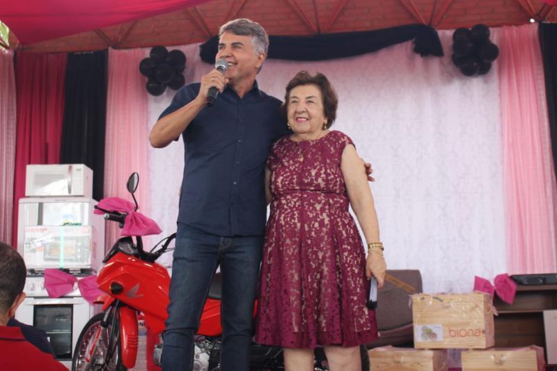 Prefeitura de Monsenhor Gil realiza tradicional festa do dia das mães