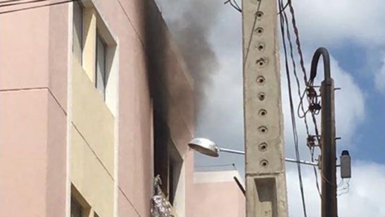 Incêndio destrói apartamento em condomínio de Teresina