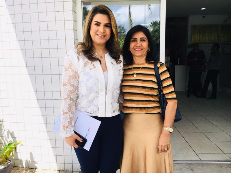 Prefeita de Valença participou da coincidência de mandatos na APPM