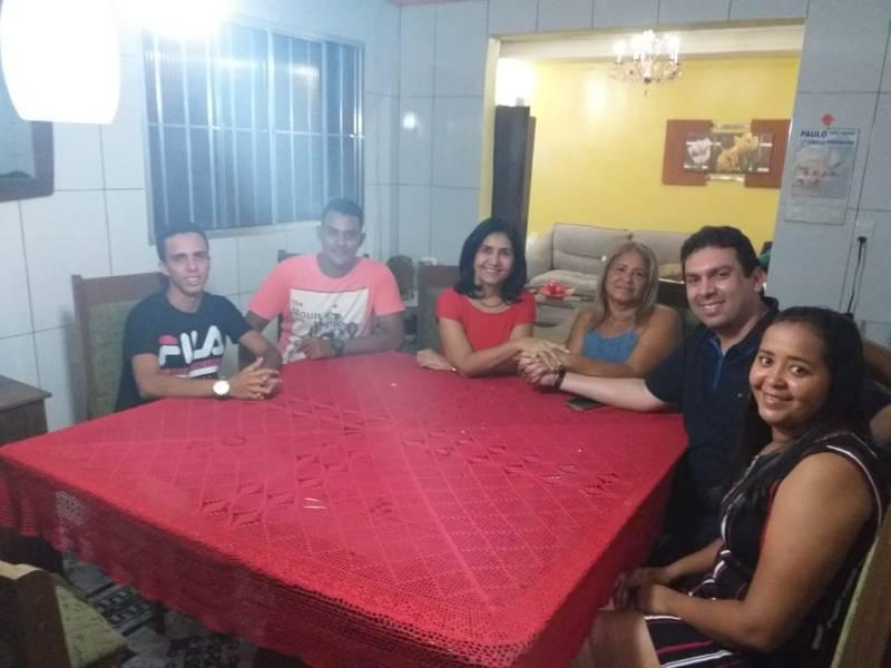 Dr. Marcos Vinicius começa articulações visando 2020