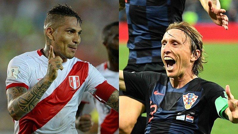 Luka Modric revela desejo de atuar ao lado de Paolo Guerreiro