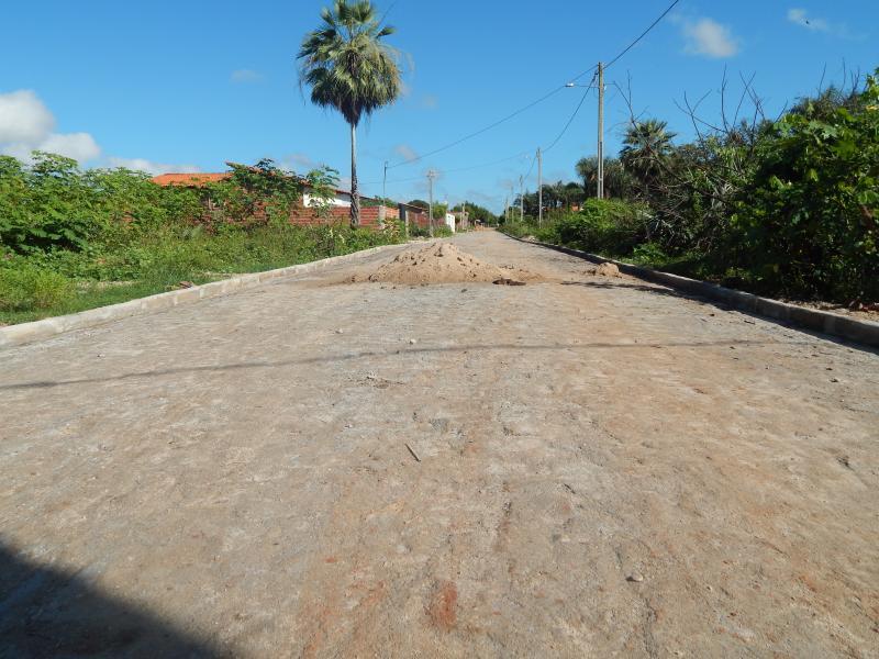 Prefeitura continua com obras por toda cidade