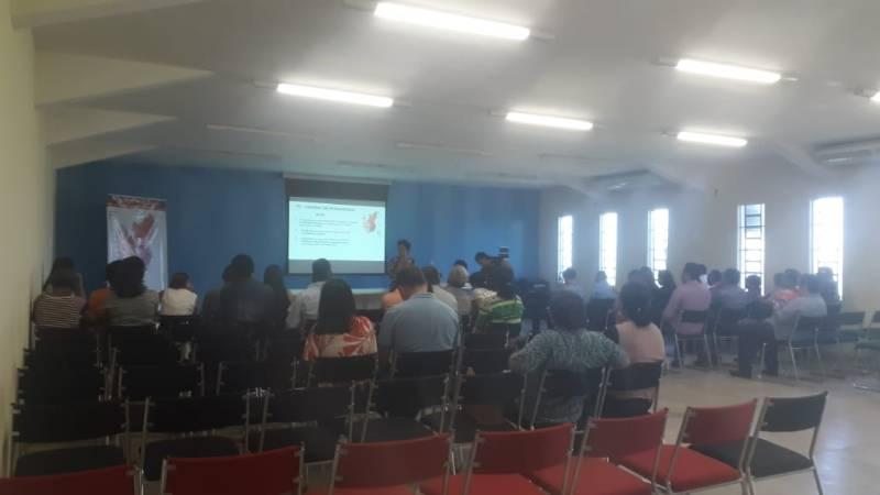 1ª plenária territorial ordinária da Chapada das Mangabeiras em Bom Jesus