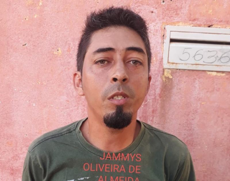 Polícia prende homem acusado de homicídio em Teresina