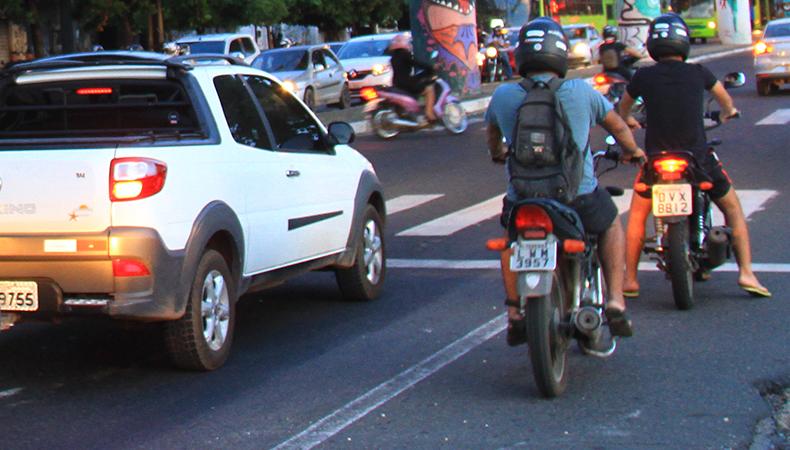 Projeto pretende regularizar motocicletas em todo Piauí