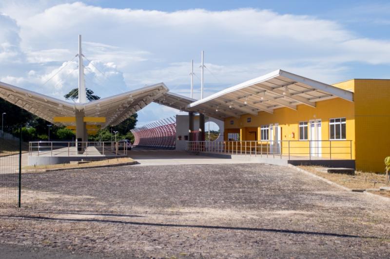 Terminal do zoobotânico inaugura com inovações