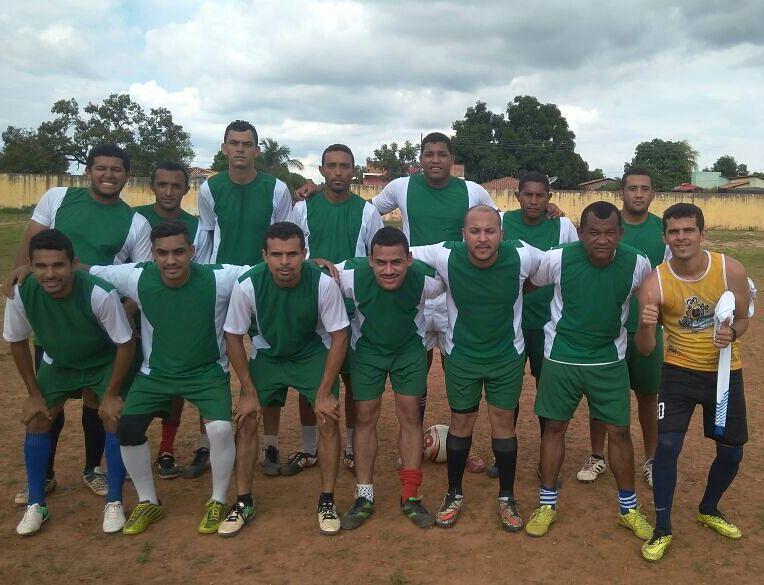 Vereador Henrique Guerra participa de jogo beneficente em Gilbués