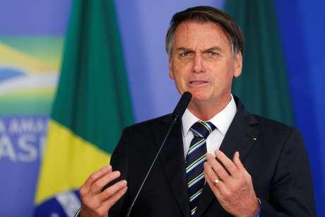 Foto: Adriano Machado / Reuters - Presidente Jair Bolsonaro