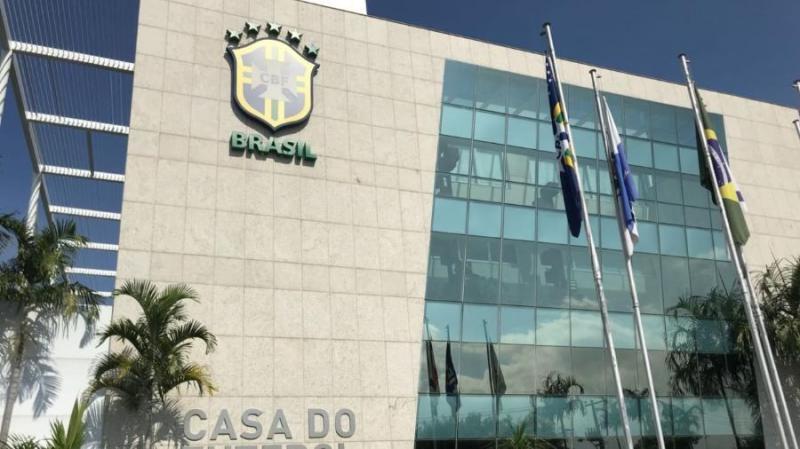 Foto: Pedro Ivo Almeida/UOL - Sede da CBF no Rio de Janeiro.