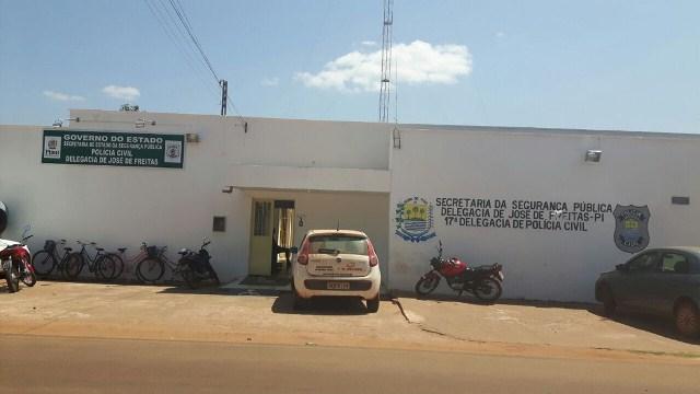 17º DP em José de Freitas - Foto: reprodução/JF News