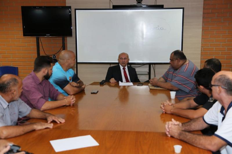 Deputado Warton Lacerda projeta apoio e resgate ao esporte piauiense