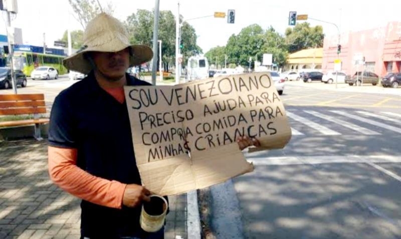 Refugiados: governo e prefeitura precisam assumir acolhida de venezuelanos
