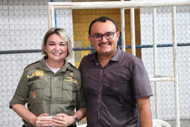 Programa Mirim Cidadão 2019 é lançado em Beneditinos