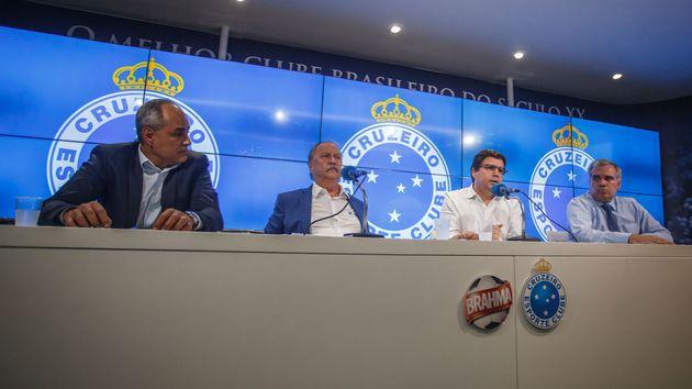 Conselheiro que apura denúncias do Cruzeiro é preso pela Polícia Federal