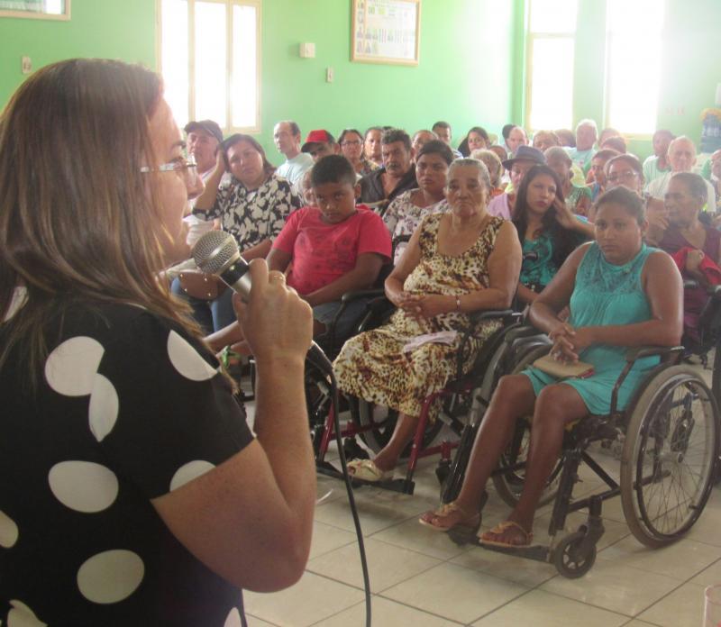 Programa Passo a frente distribuiu equipamentos em São João do Arraial