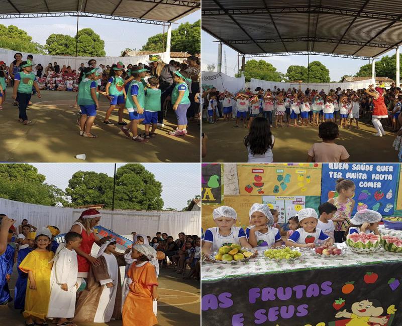 Projeto em Escolas Municipal de Uruçuí Finaliza com Grande Sucesso