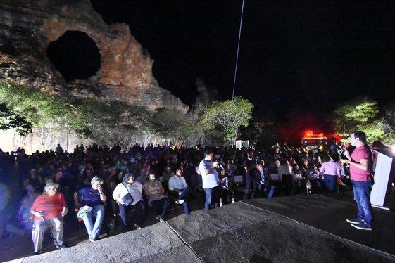 Filme 'Niède' é lançado na Serra da Capivara
