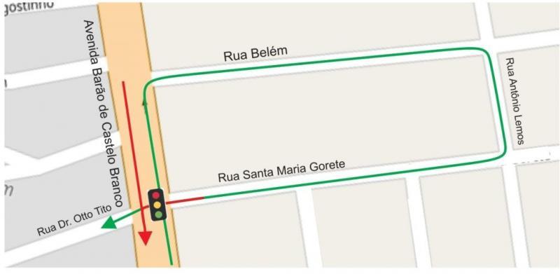 Novo semáforo começa a funcionar neste sábado na zona sul de Teresina