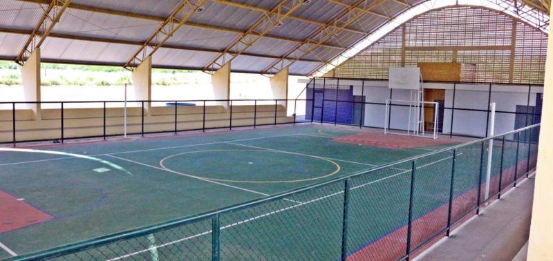 Torneio de Futebol de Salão vai inaugurar quadra poliesportiva