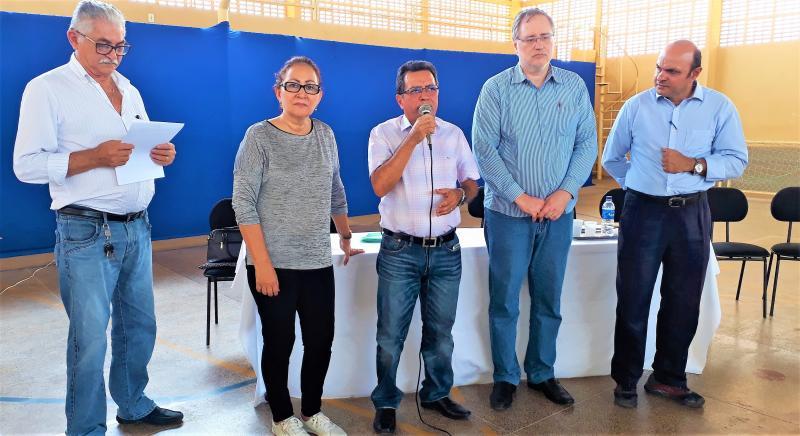 Prefeitura de Joaquim Pires realiza conferência final do Plano Municipal de Saneamento Básico