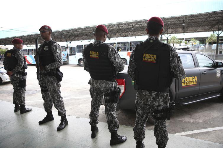 Força Nacional vai permanecer por mais 90 dias no Amazonas