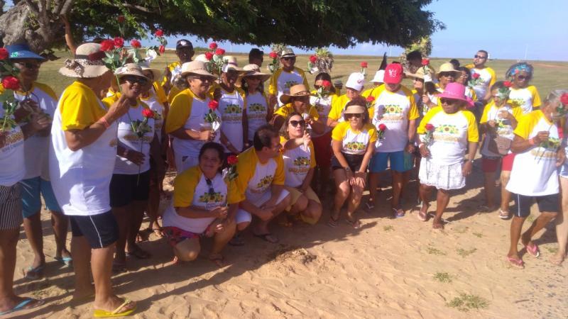 Prefeitura de Amarante realiza final de semana de lazer aos idosos
