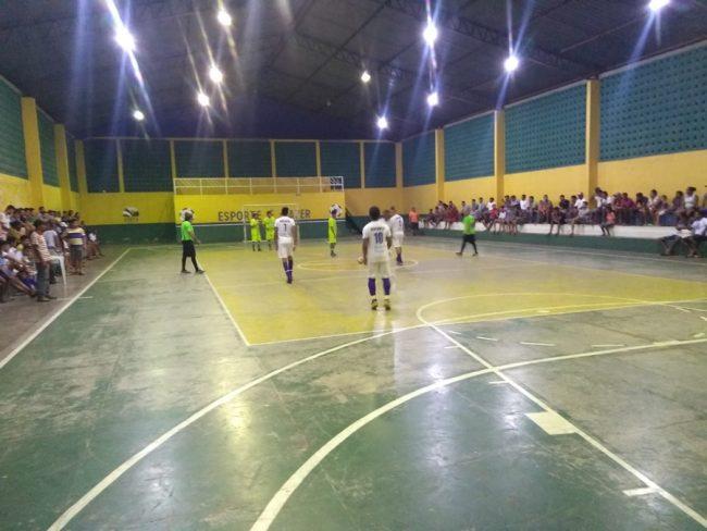 Morada do Porto vence de 10×1 Atalanta na Copa de Futsal