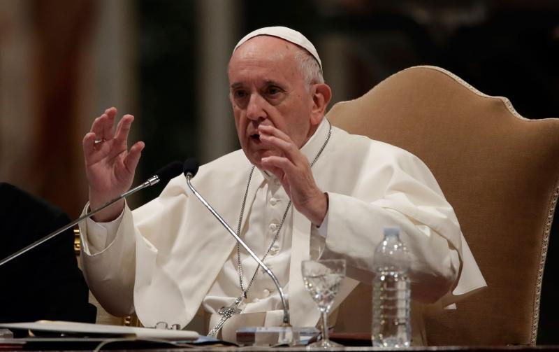 Papa Francisco diz querer visitar Iraque em 2020