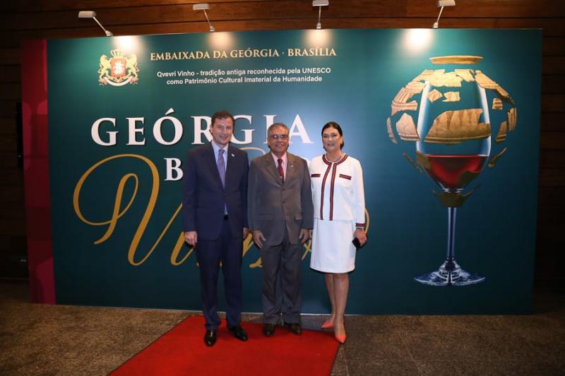 Georgia comemora a data nacional