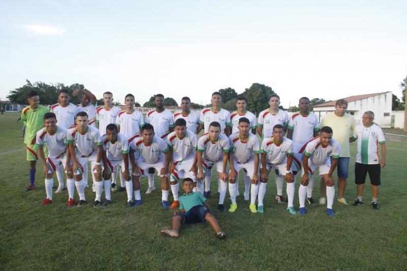 Seleção aguabranquense vence o time de Lagoa do Piauí por 5 a 1