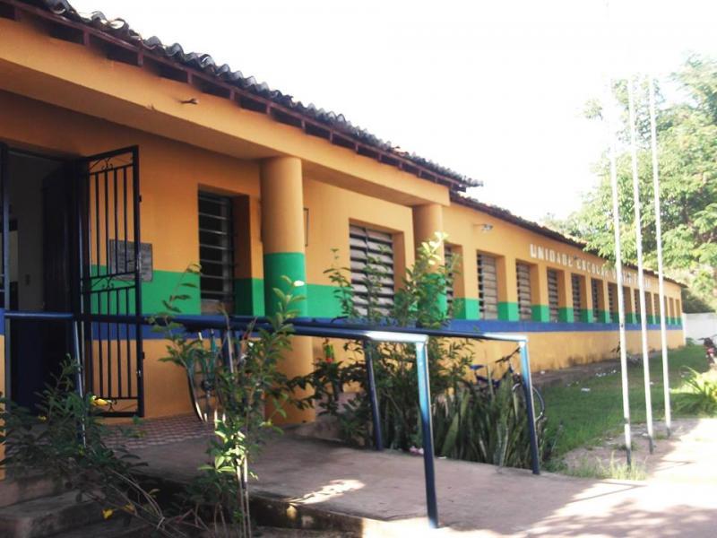 Foto: Reprodução - Unidade Escolar Otávio Falcão.