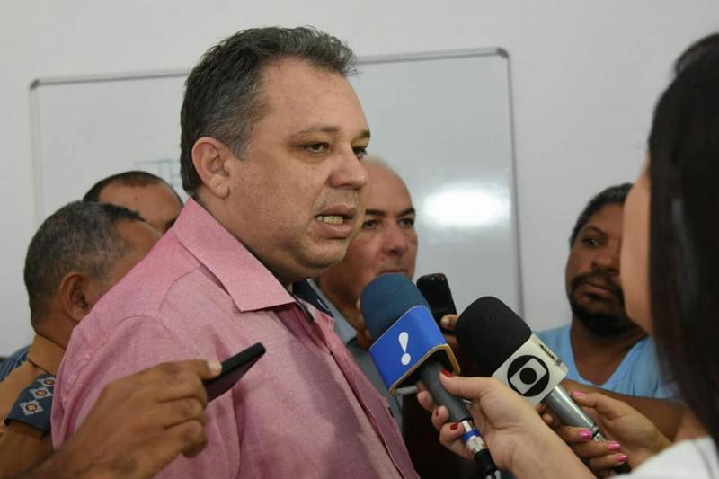 Autorizado reparo de setor danificado por incêndio e de toda rede elétrica do Hospital Tibério Nunes